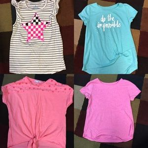 All size 8ish - $12 for all 4